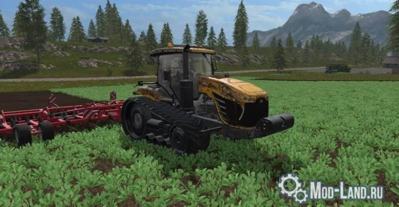 Как убрать посевную редьку в Farming Simulator 2017