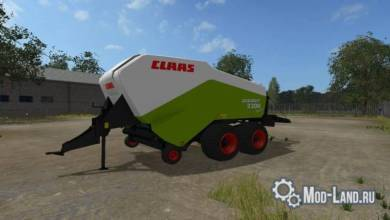 Тюковщик CLAAS 3200 v1.0 для Farming Simulator 2017