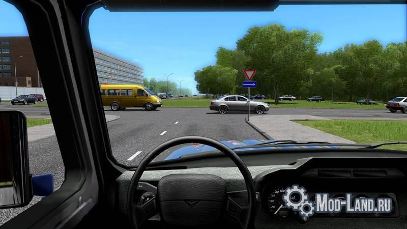 City Car Driving - Другие игры - ETS2MODS 15
