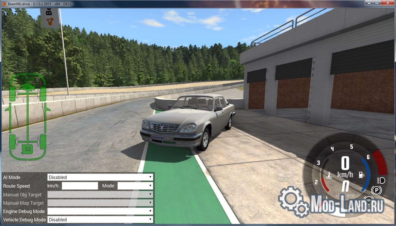Добавление машин в игру BeamNG Drive