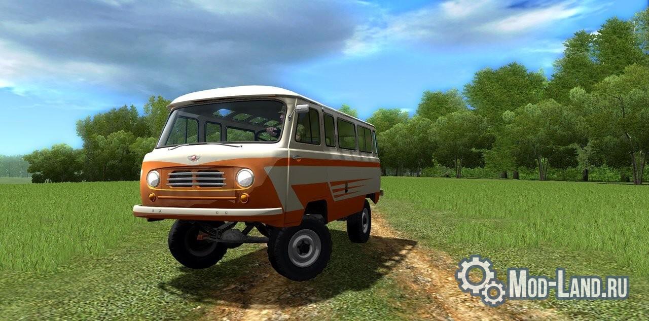 Car Mechanic Simulator 2018 1.5 >> УАЗ 450 для City Car Driving 1.5.1 - 1.5.3