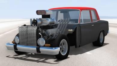 скачать мод на машины в Beamng Drive - фото 11