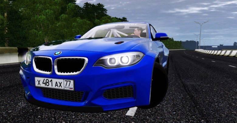 BMW m5 e39 city car driving скачать