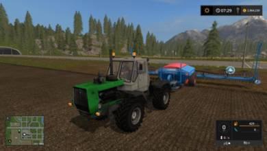 Скачать мод трактора для farming simulator 2017