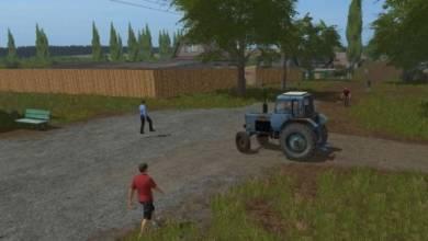 Скачать моды на фермер симулятор 2017 карты русские с грязью и техника