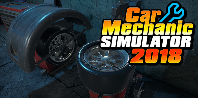 Моды для Car Mechanic Simulator 2018