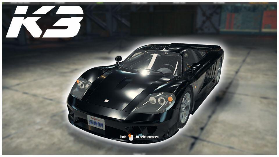 Saleen S7 (2004) для Car Mechanic Simulator 2018