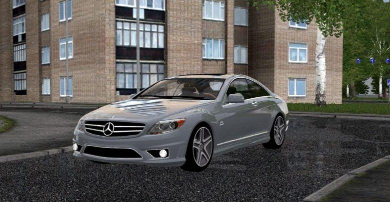 Mercedes benz cl65 amg city car driving 1 5 1 1 5 6 for Mercedes benz mechanic
